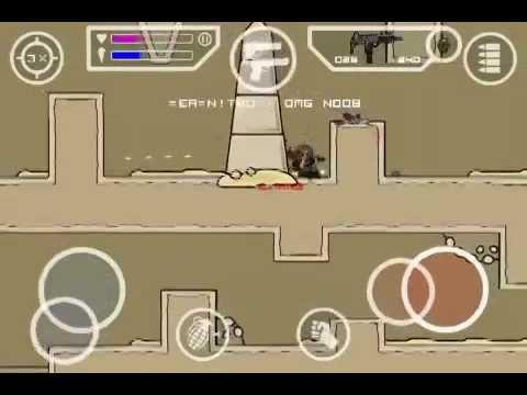 Mini militia: EA pwnage