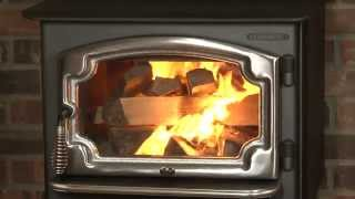 Wood Burning Stove & Fireplace Insert - Atlanta: How to start a fire in your wood stove.