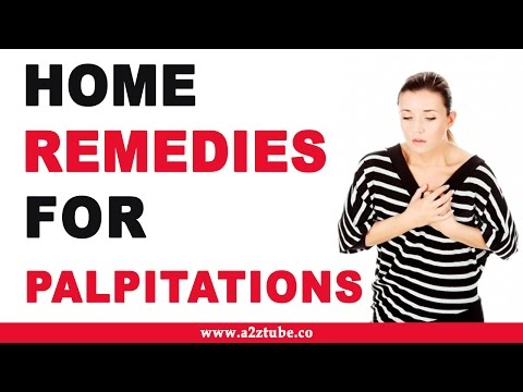 Heart Palpitations – Natural Ayurvedic Home Remedies