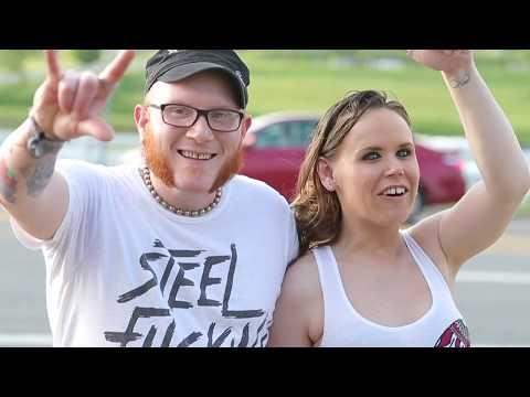 Def Leppard fans arrive for concert at Hersheypark Stadium
