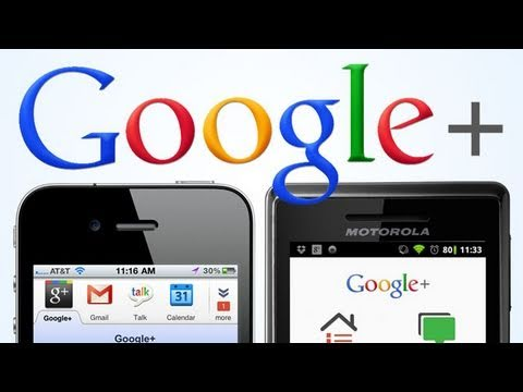 Google+ Android app vs iOS HTML5 site - AppJudgment