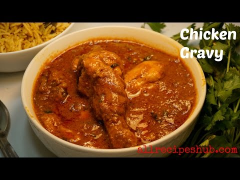 Chettinad Chicken Gravy Recipe / chicken gravy restuarant style / Best chicken gravy