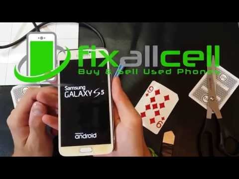 Galaxy S5 screen replacement (Remove LCD WITHOUT b