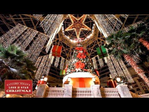 Gaylord Texan Lonestar Christmas and Ice! 2017