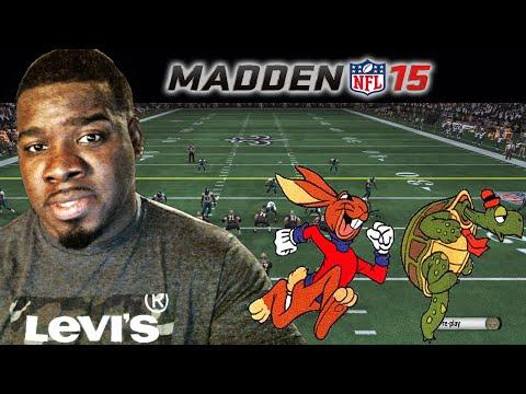 Madden NFL 15 Ultimate Team Gameplay