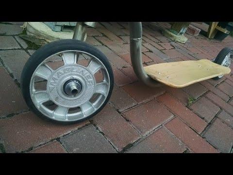 DIY Magliner Kick scooter