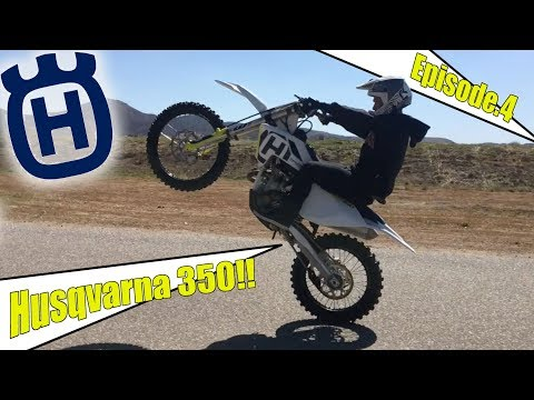 My 9to5 (New Husqvarna!) Ep. 4