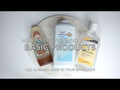 How to Use Basic Products Hacks || The Savvy Beauty