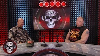 """WWE Network: Brock Lesnar explains not """"liking"""" people on Stone Cold Podcast"""