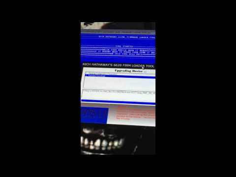 6620L Novatel firmware loader tool BY Rich H