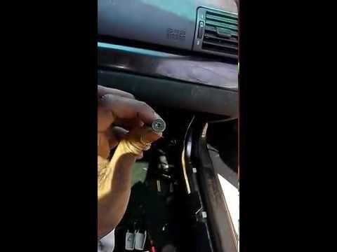 How to fix BMW leak