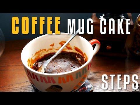 Coffee Mug Cake | HomeBrewCoffees