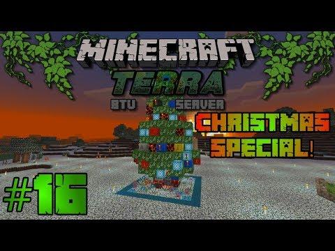 Terra Episode 16 - Christmas Special!