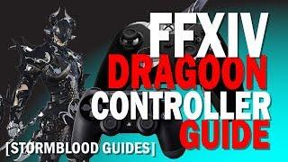 FFXIV Advanced Crossbar Controller Setup PS4/PS3 Tips | Daikhlo