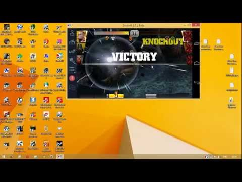 how to play WWE Immortals on pc [tutorial]