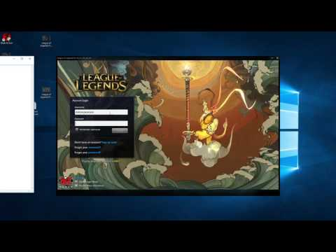 League of Legends | How to keep the same keybindings across multiple accounts