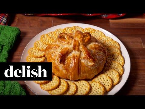 Christmas Brie   Delish