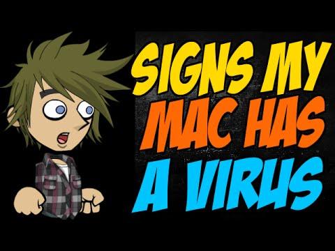 Signs My Mac Has a Virus