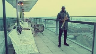 🎷 Runtown - Mad Over You Instrumental [Best Saxophone Cover