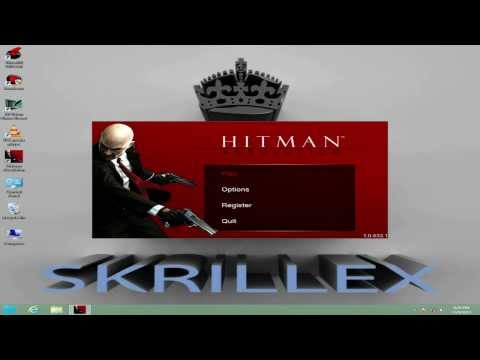 How to run Hitman Absolution in windows 8