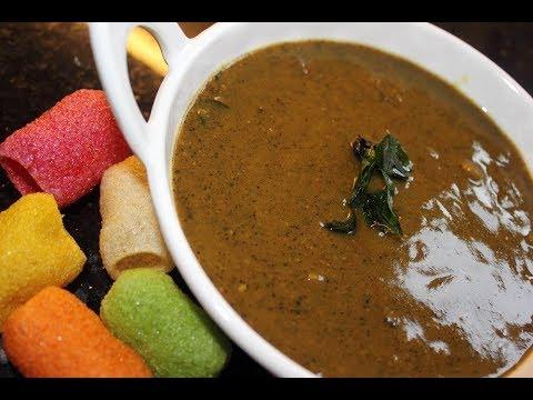 Pepper Curry / Milagu Kuzhambu - Spicy Herbal Curry!!!