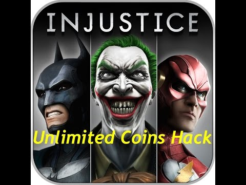 How To Get Unlimited Coins On Injustice: Gods Among Us