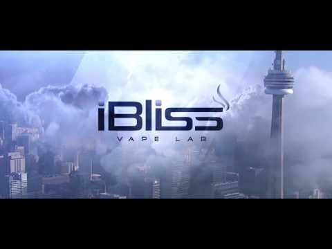 iBliss E-liquid Manufacturing Facility 2017