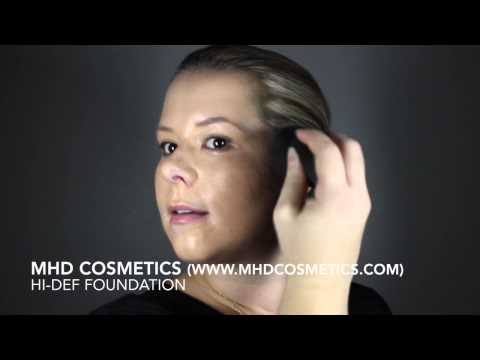 MHD Cosmetics - Hi-Def Liquid Foundation