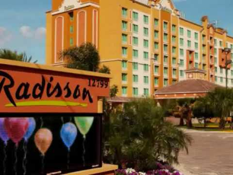 Radisson Hotel - Orlando Lake Buena Vista  - the Best Orlando Hotel