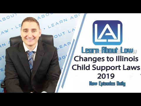 Changes To Illinois Child Support Laws 2017