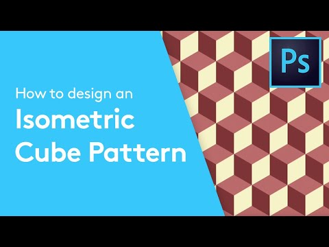 Flat Design Tutorials: How To Design an Isometric Cube Pattern in Adobe Illustrator