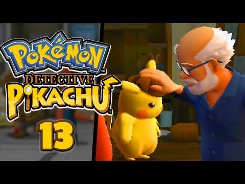 HE FINALLY MENTIONED IT... - Pokémon: Detective Pikachu (Part 13)