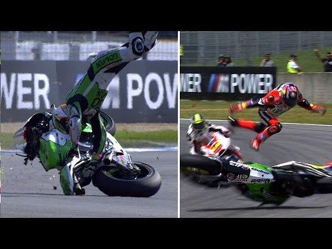 MotoGP™ 2014 Biggest crashes