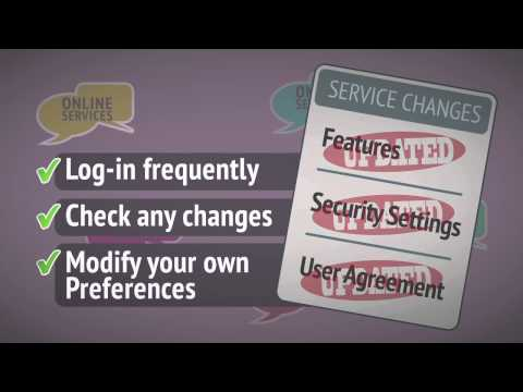 Business Best Practice - Security Settings