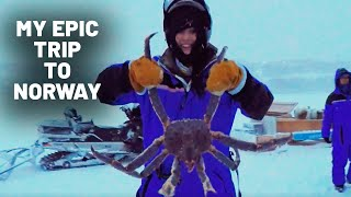 My Epic Trip to Norway | Skye Mayring | People Are Awesome