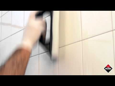 Rubi RC-12 Tile Grout Cleaner
