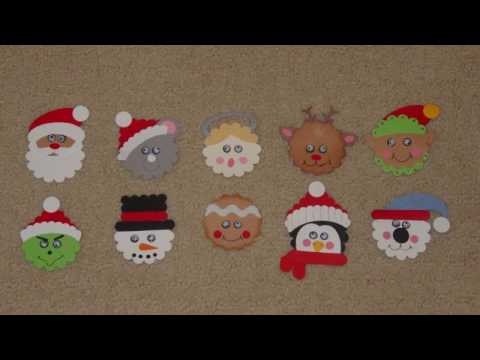 Christmas Paper Plate Crafts | Crafts for kids on christmas Season with Fun | Pictures collection