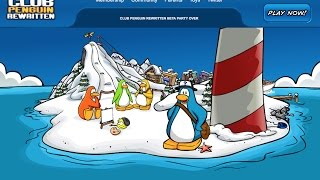 Club Penguin Rewritten!