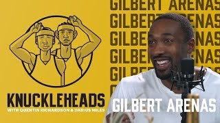 """Agent Zero"" Gilbert Arenas Has No Chill With Q and D 