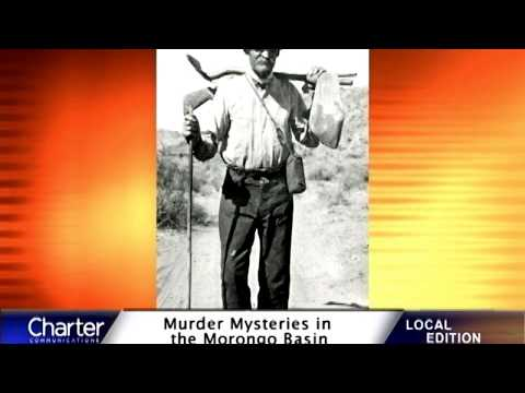Charter Local Edition: Historical Murder Mystery in the Morongo Basin