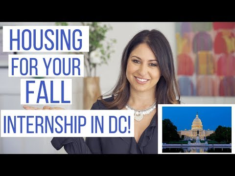 Housing for Your Internship in DC! | The Intern Queen