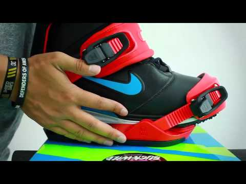 How to set up your snowboard bindings