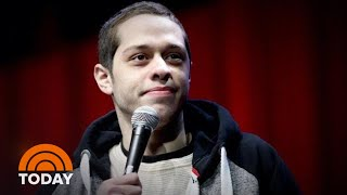Pete Davidson Pens Candid Note On Bullying And Mental Health | Today