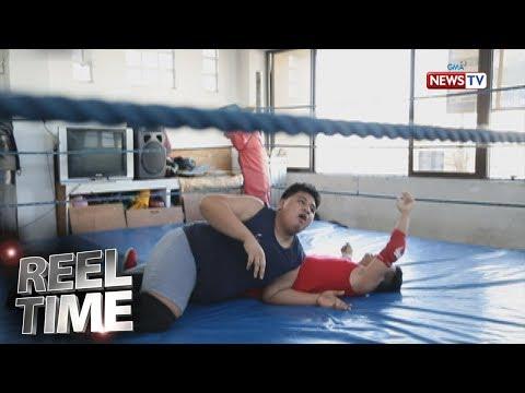 Reel Time: Pinoy wrestler, ikinuwento kung paano nakatutulong ang wrestling sa kanyang pamilya