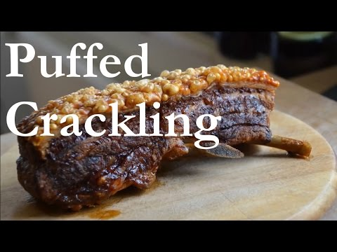 Crispy Pork Belly - How to get perfect crackling