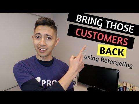 Using Facebook Retargeting To Close More Sales