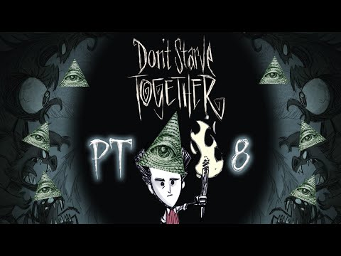 There's Lots Of Honey Though - Don't Starve Together Gameplay Ep. 8