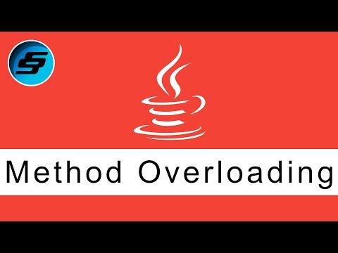 Method Overloading - Java Programming