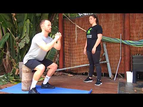Academy of Fitness - Certificate 3 - Exercise Session High Risk Client - APPERE Baptiste