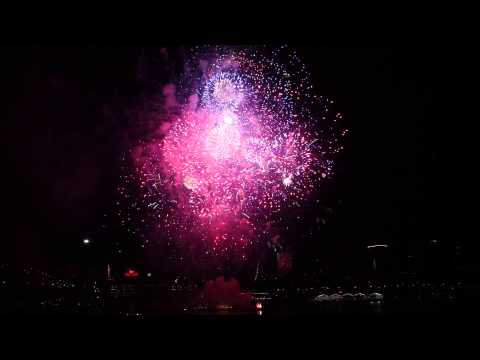 NYC Fireworks 4th of July 2015